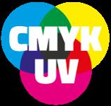 cmyk UV full color